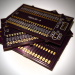 Shiny and high quality PCB from OSH Park