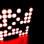 ATtiny13 – random flickering pixels on 8×8 matrix LED display