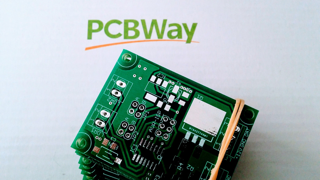 Excellent PCBs from PCBWay | Łukasz Podkalicki