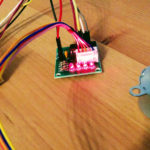 ATtiny13 – controlling stepper motor 28BYJ-48